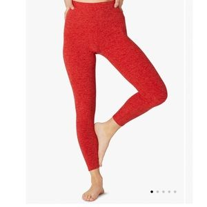 Caught In The Midi High Waisted Legging, XS